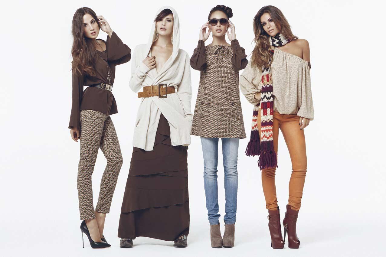 Модная молодежная одежда на эту зиму