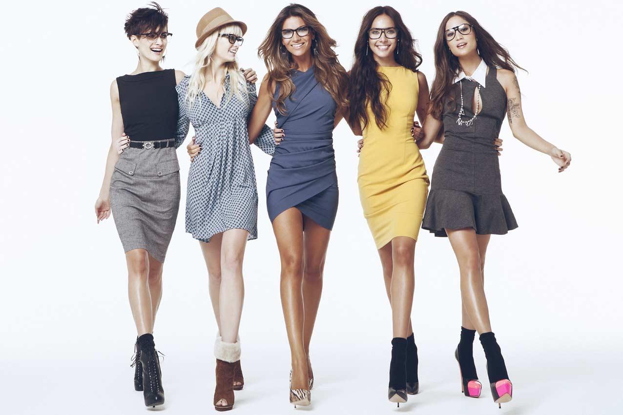 Современный Стиль Женская Одежда