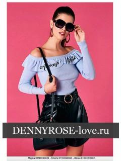 Шорты Denny Rose art. 011DD20023 nero