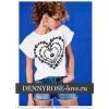Футболка Denny Rose art. 011DD60024