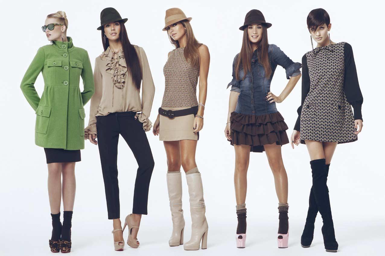 Картинки разные стили в одежде